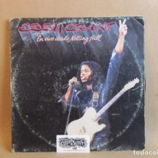 Discos de vinilo: EDDY GRANT- EN VIVO DESDE NOTTING HILL-DOBLE LP-SPAIN 1982- GOOD/GOOD. Lote 81039956