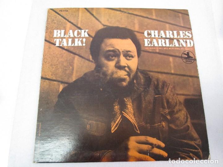 Discos de vinilo: BLACK TALK! CHARLES EARLAND. DISCO VINILO. PRESTIGE RECORDS,1970. VER FOTOGRAFIAS ADJUNTAS. - Foto 2 - 81040888