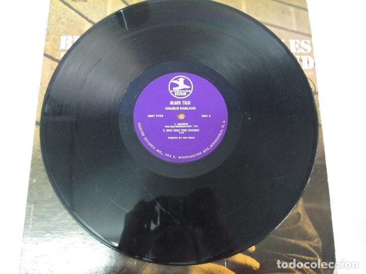 Discos de vinilo: BLACK TALK! CHARLES EARLAND. DISCO VINILO. PRESTIGE RECORDS,1970. VER FOTOGRAFIAS ADJUNTAS. - Foto 4 - 81040888