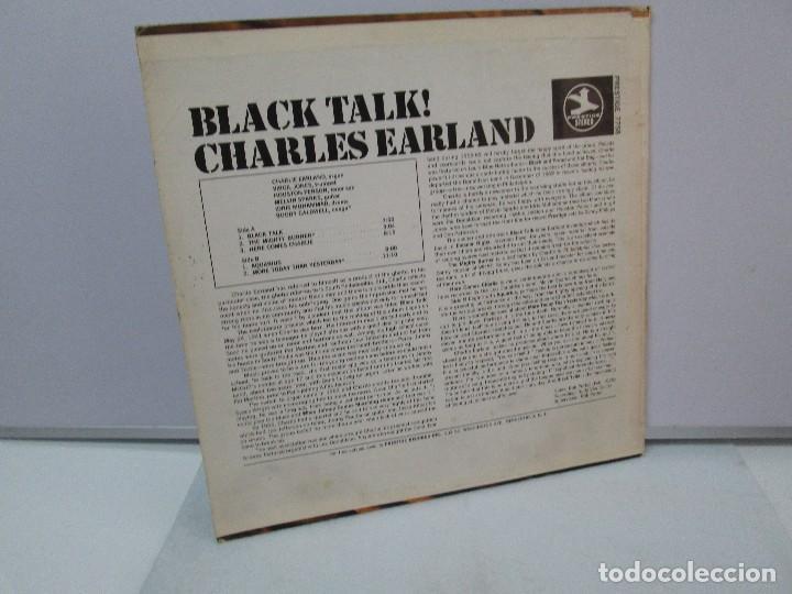 Discos de vinilo: BLACK TALK! CHARLES EARLAND. DISCO VINILO. PRESTIGE RECORDS,1970. VER FOTOGRAFIAS ADJUNTAS. - Foto 7 - 81040888