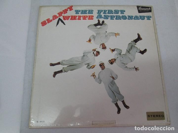 Discos de vinilo: SLAPPY WHITE. THE FIRST ASTRONAUT. DISCO VINILO. BRUNSWICK RECORDS. VER FOTOGRAFIAS ADJUNTAS - Foto 2 - 81042396