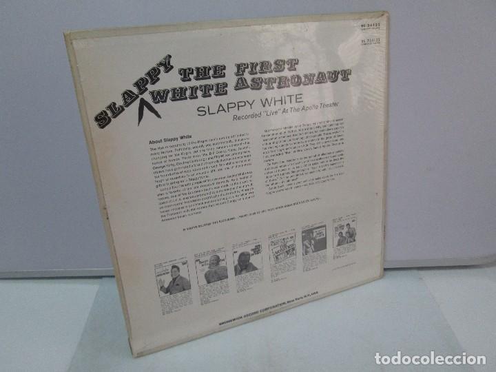 Discos de vinilo: SLAPPY WHITE. THE FIRST ASTRONAUT. DISCO VINILO. BRUNSWICK RECORDS. VER FOTOGRAFIAS ADJUNTAS - Foto 6 - 81042396