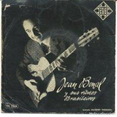 Discos de vinilo: JEAN BONAL - KAÏLA + 3 (EP DE 4 CANCIONES) EDIC. ESPAÑOLA - G+/G+. Lote 81084016