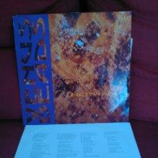 Discos de vinilo: VENUS BEADS INCISION 1991 CON LETRAS Y NOTA DE PRENSA DE DISCOGRÁFICA EDICIÓN UE. Lote 81100136