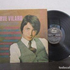 Discos de vinilo: HERVE VILARD EXITOS EN ESPAÑOL 1981 COLOMBIA LP J13 VG RARO ESCASO. Lote 81102440