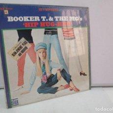 Discos de vinilo: BOOKER T. &THE MG´S. HIP HUG - HER. DISCO DE VINILO. STAX RECORDS 1967. VER FOTOGRAFIAS ADJUNTAS. Lote 81108584