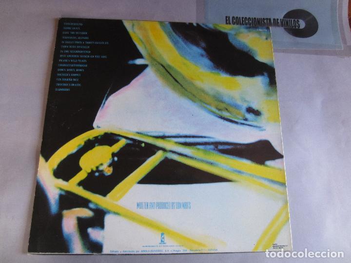 Discos de vinilo: TOM WAITS- SWORDFISHTROMBONES - SPANISH LP 1983 - Foto 2 - 80941036