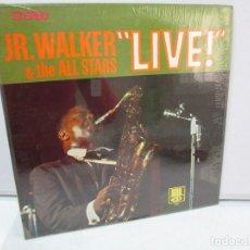 Discos de vinilo: JR. WALKER & THE ALL STARS LIVE!. DISCO DE VINILO. SOUL 1967. VER FOTOGRAFIAS ADJUNTAS. Lote 81111996
