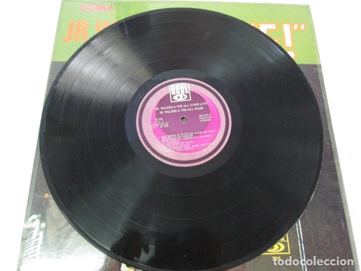 Discos de vinilo: JR. WALKER & THE ALL STARS LIVE!. DISCO DE VINILO. SOUL 1967. VER FOTOGRAFIAS ADJUNTAS - Foto 4 - 81111996