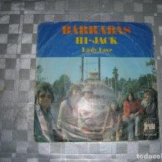 Discos de vinilo: BARRABAS. Lote 81115844