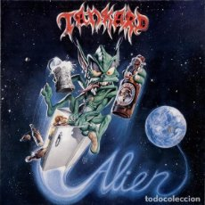 Discos de vinilo: TANKARD - ALIEN - MINI LP 5 TEMAS. 1989 NOISE - ( THRASH METAL. KREATOR, DESTRUCTION, TESTAMENT, ). Lote 81129036