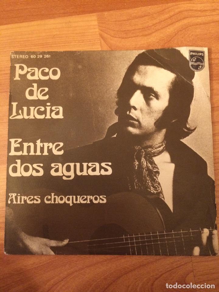 PACO DE LUCIA (Música - Discos - Singles Vinilo - Flamenco, Canción española y Cuplé)