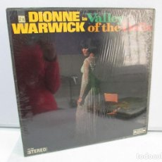 Discos de vinilo: DIONNE WARWICK. VALLEY OF THE DOLLS. DISCO DE VINILO. SCEPTER RECORDS. VER FOTOGRAFIAS ADJUNTAS. Lote 81180484
