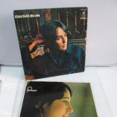 Discos de vinilo: JOAN BAEZ. DIA A DIA. FONTANA. DOS DISCOS DE VINILO. VANGUARD RECORDING SOCIETY.1967 VER FOTOGRAFIAS. Lote 81187968