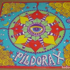 Discos de vinilo: PILDORA X. FEEL THE HEAT/ INDIAN ROPE MAN. ROTO, ESP. 1995 SINGLE. Lote 81203960