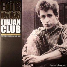 Discos de vinilo: BOB DYLAN * 2LP 180G.LTD 1000 COPIAS * FINJAN CLUB, MONTREAL JULY 2, 1962 * GATEFOLD * PRECINTADO. Lote 168766404
