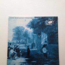 Discos de vinilo: THE MODY BLUES-LONG DISTANCE VOYAGER- (1982). Lote 177576940