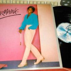 Discos de vinilo: JERMAINE JACKSON LP JERMAINE ESPAÑA 1981. Lote 81239302