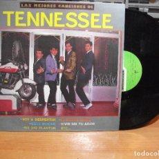 Discos de vinilo: TENNESSEE - LAS MEJORES CANCIONES DE TENNESSEE - LP DISCOS DIAL 1990 PEPETO. Lote 81242988