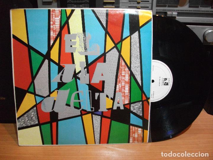 *** EL ALA DELTA ** MAXI 1989 VALENCIA ** MOVIDA MOGUDA PUNK PEPETO (Música - Discos de Vinilo - Maxi Singles - Grupos Españoles de los 70 y 80)