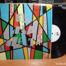 Discos de vinilo: *** EL ALA DELTA ** MAXI 1989 VALENCIA ** MOVIDA MOGUDA PUNK PEPETO. Lote 81244024