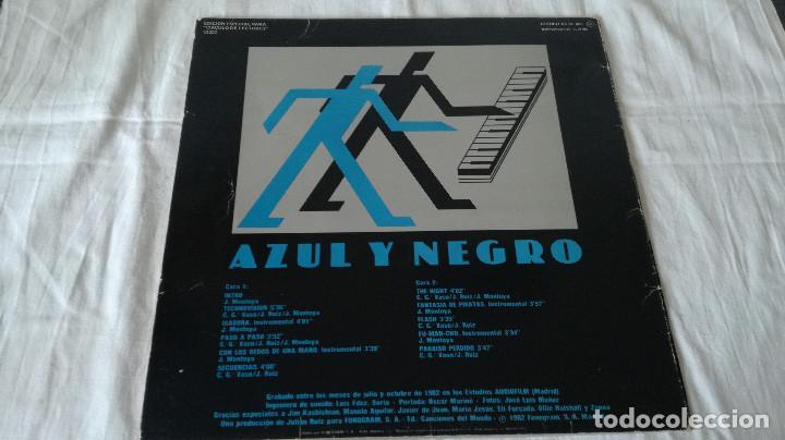 Discos de vinilo: 6-LP AZUL Y NEGRO- LA NOCHE - Foto 2 - 81249824