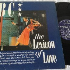 Discos de vinilo: 7-LP – ABC, THE LEXICON OF LOVE. Lote 81249924