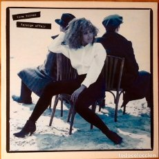 Discos de vinilo: TINA TURNER : FOREIGN AFFAIR [ESP 1989]. Lote 81269844