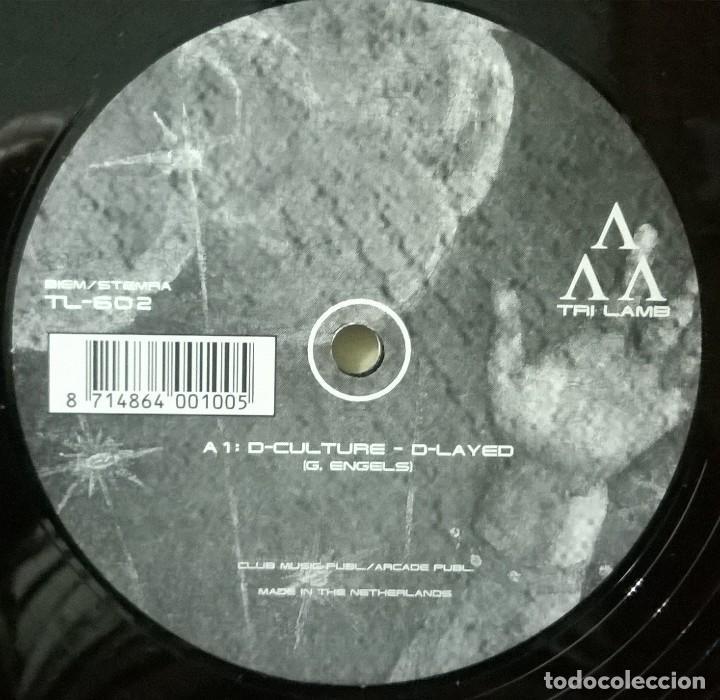 Discos de vinilo: D-Culture-D-Layed, Tri Lamb-TL-602 - Foto 3 - 81275324