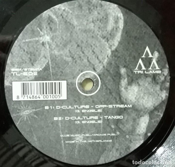 Discos de vinilo: D-Culture-D-Layed, Tri Lamb-TL-602 - Foto 4 - 81275324