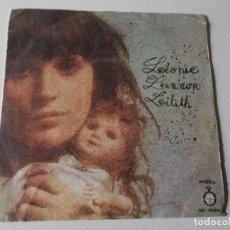 Discos de vinilo: LEONIE - LENNON- LILITH 1972 ED ESPAÑOLA ACCION. Lote 81322160