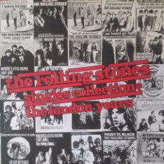 Discos de vinilo: THE ROLLING STONE SINGLE COLLECTION. Lote 81329864