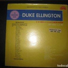 Discos de vinilo: DUKE ELLINGTON BY THE MEMBERS DUKE ELLINGTON ORCHESTRA. GUEST VOCALIST B.B. KING. X-BO-709.. Lote 81434792