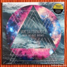 Discos de vinilo: VANESSA FERNANDEZ - WHEN THE LEVEE BREAKS EDICIÓN LTD. Y NUMERADA EN VINILO DE 180G 3LP PRECINTADO. Lote 81489312