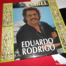 Discos de vinilo: EDUARDO RODRIGO LP 1993 HISPAMUSIC EDICION ESPAÑOLA SPAIN . Lote 81594784