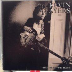 Discos de vinilo: KEVIN AYERS - THE BEST WE HAVE - NUEVO PROMO ESPAÑOL. Lote 81598824
