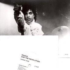 Discos de vinilo: PRINCE - PAISLEY PARK. SINGLE 1985. EDICIÓN INTERNACIONAL. PROMOCIONAL. INCLUYE FOTO.. Lote 81603012