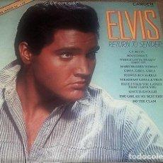 Discos de vinilo: ELVIS PRESLEY - RETURN TO SENDER || LP || - RCA CAMDEN 1981 - ENGLAND - PICKWICK. Lote 81629788