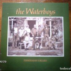 Discos de vinilo: THE WATERBOYS - FISHERMAN´S BLUES . Lote 81638056