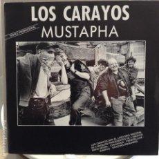 Discos de vinilo: LOS CARAYOS - MUSTAPHA / MUSTAPHA - NUEVO ESPAÑOL PROMO. Lote 81648432
