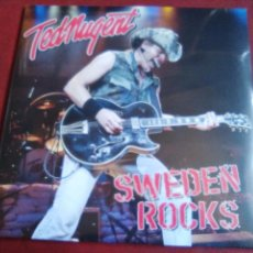 Discos de vinilo: TED NUGENT SWEEDEN ROCK 2LP'S. Lote 81651712