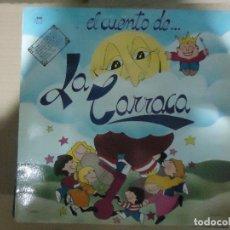Discos de vinilo: LA CARRACA - EL CUENTO DE LA CARRACA - LP. Lote 133534893
