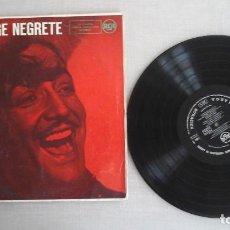 Discos de vinilo: JORGE NEGRETE ?– RECUERDOS DE JORGE NEGRETE LP RCA ?– 3L12042 . Lote 81689456
