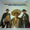 Discos de vinilo: El bueno,el feo y el malo.Música de Ennio Morricone.BSO.LP.ESPAÑA 1968.UNITED ARTISTS.. Lote 81704488