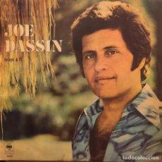 Discos de vinilo: LP ARGENTINO RECOPILATORIO DE JOE DASSIN AÑO 1979 . Lote 81722880