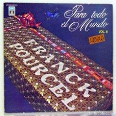 Franck Pourcel - 'Para Todo El Mundo Vol.2' (LP Vinilo. Original 1970) - Pedido mínimo 8€