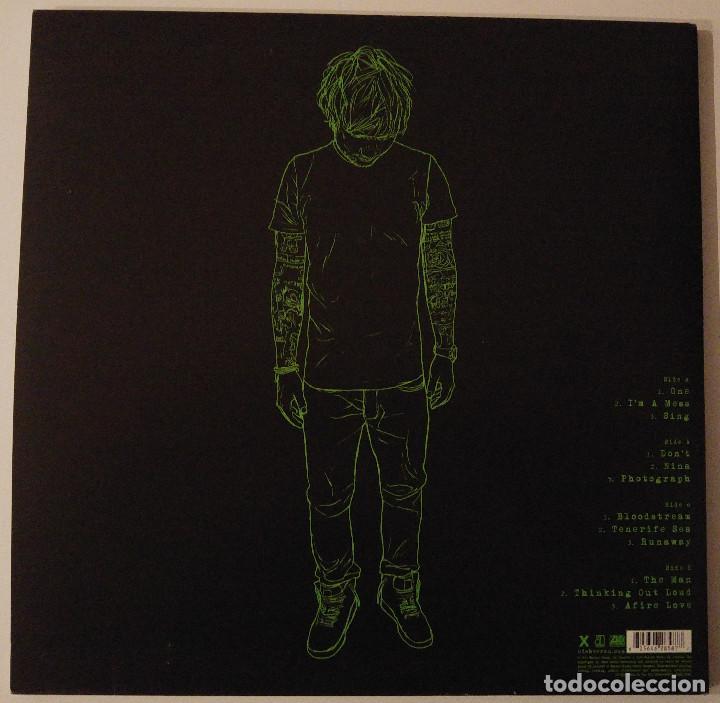 Discos de vinilo: Ed sheeran..x.(asylum records 2014).uk & europa.gatefold - Foto 2 - 81734432