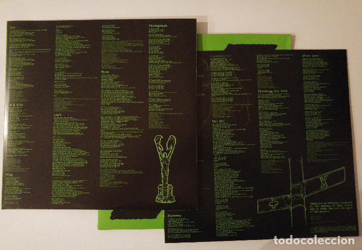 Discos de vinilo: Ed sheeran..x.(asylum records 2014).uk & europa.gatefold - Foto 4 - 81734432