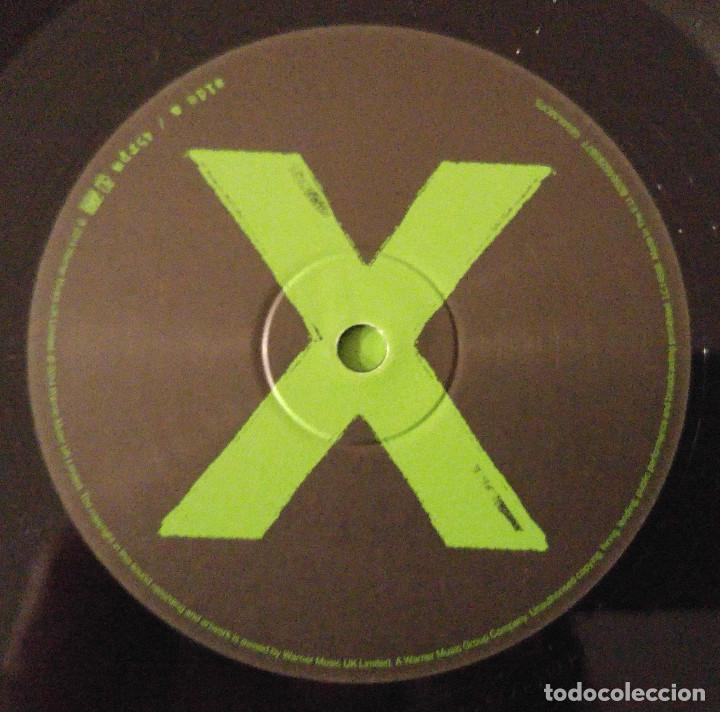 Discos de vinilo: Ed sheeran..x.(asylum records 2014).uk & europa.gatefold - Foto 6 - 81734432