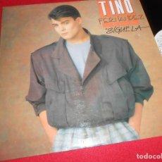 Discos de vinilo: TINO FERNANDEZ SIGUELA LP 1985 RCA PROMO EDICION ESPAÑOLA SPAIN PARCHIS. Lote 89860396